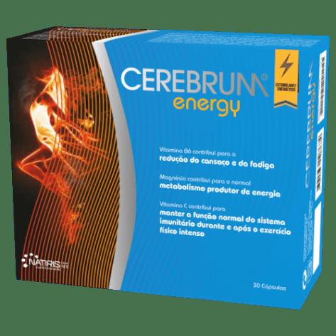 Cerebrum Energy Cápsulas