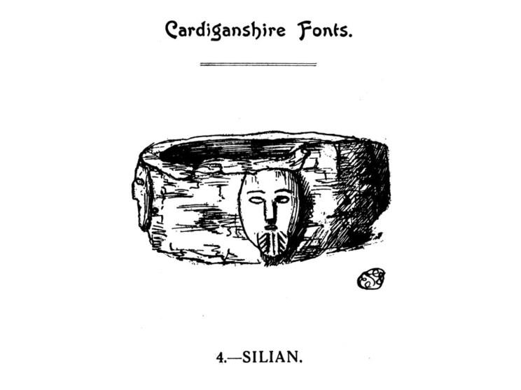 Cardiganshire Fonts - Silian