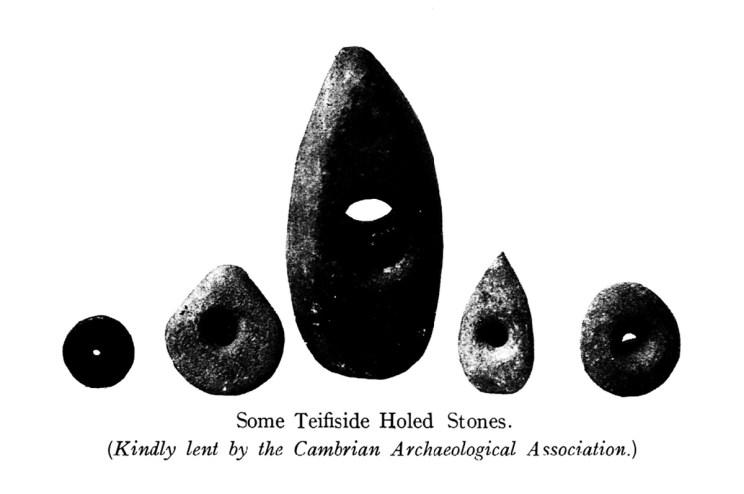 Some Teifiside Holed Stones