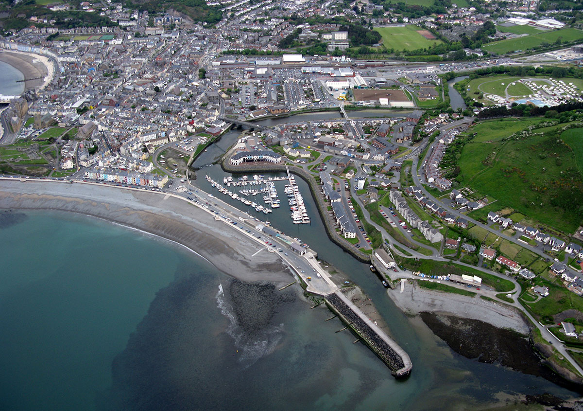 Aberystwyth Harbour - Discover the archaeology, antiquities and history of Ceredigion
