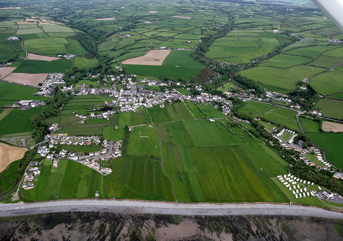 Historic Slangs of Llanon - Discover the archaeology, antiquities and history of Ceredigion