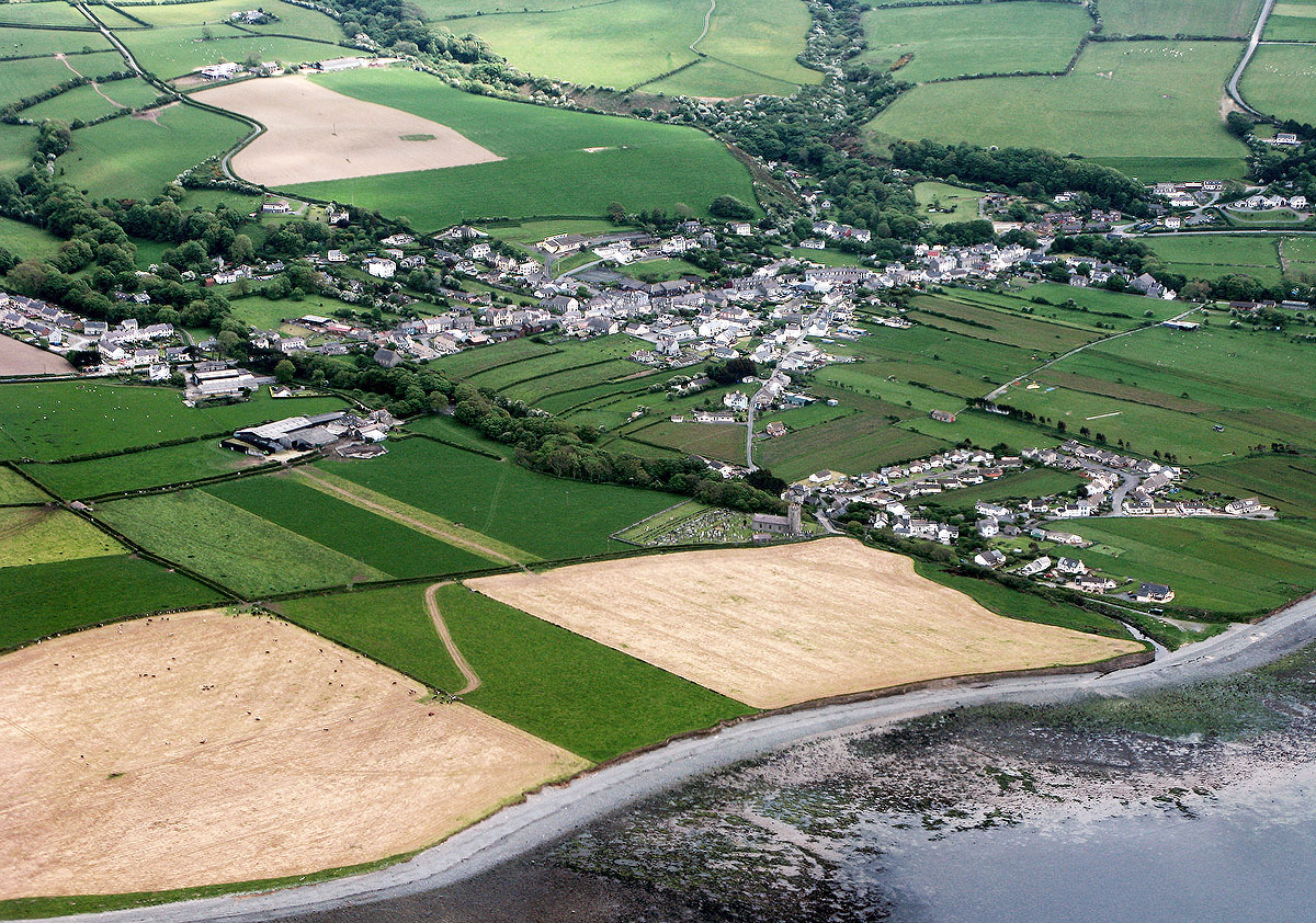Historic village of Llanon - Discover the archaeology, antiquities and history of Ceredigion