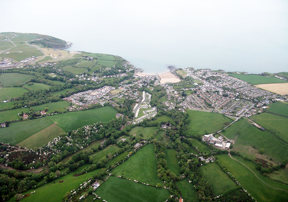 History of Aberporth - Discover the archaeology, antiquities and history of Ceredigion