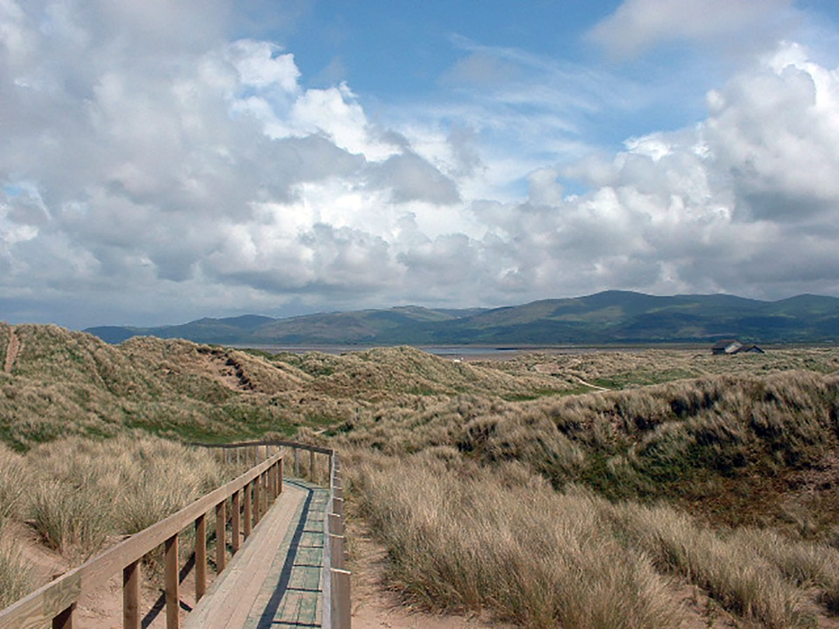 History of Ynyslas - Discover the archaeology, antiquities and history of Ceredigion