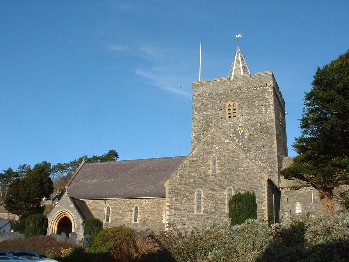 Llanbadarn Fawr Church – Discover the archaeology, antiquities and history of Ceredigion