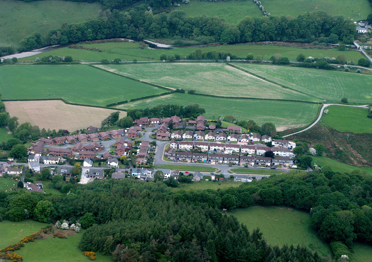 Llanilar houses – Discover the archaeology, antiquities and history of Ceredigion