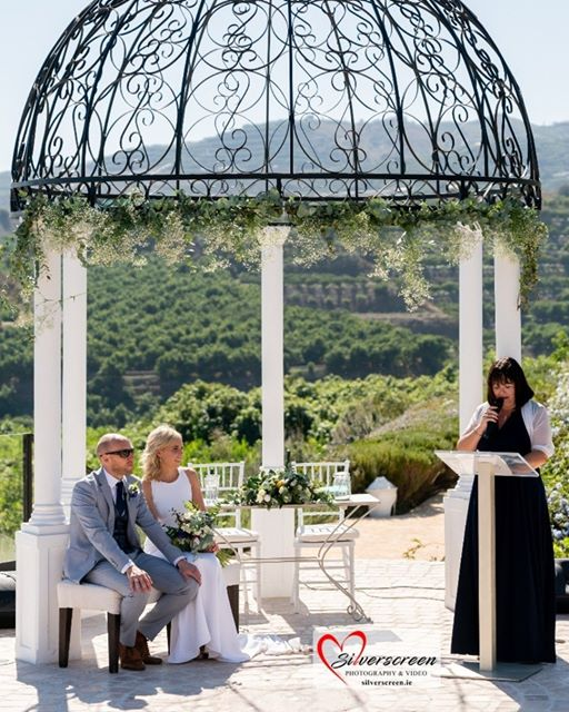 Irish Wedding in Spain