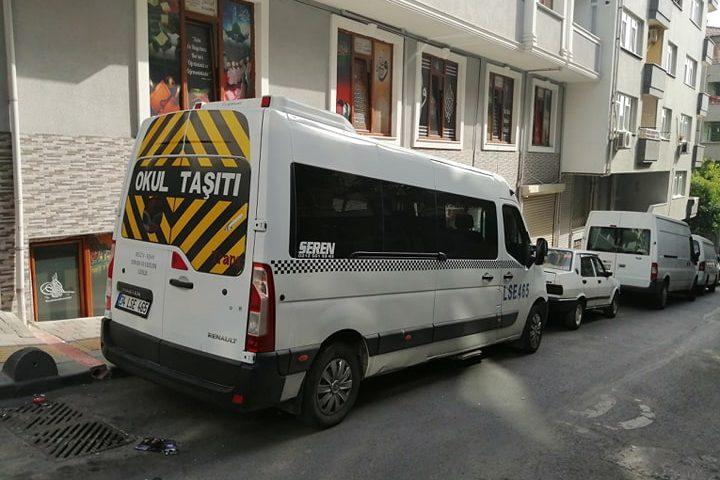 Anadolu Yakası öğrenci servisi