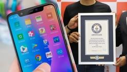Xiaomi, Guinness Rekorlar Kitabı'na girdi!