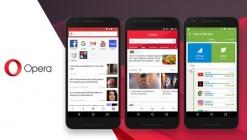 Opera Android uygulaması güncellendi!