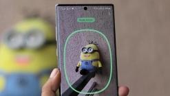 Samsung telefonlar ile 3 boyutlu tarama dönemi!