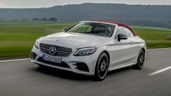Yeni Mercedes C serisi iç tasarımı görüntülendi