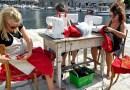 OČUVANJE KULTURNE BAŠTINE Na senjskoj rivi počelo šivanje najveće Crvenkape