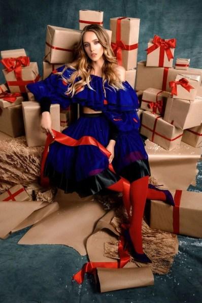 Christmas Special, resort božićna kolekcija, dizajnerice Martina Čičko Karapetrić i Morana Saračević, boudoir, hrvatski modni brend, moda, fashion