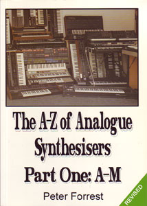 A'dan Z'ye Analog Synthesizerlar A-M