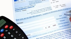 impot revenu tiers previsionnel Cerfa 3515 SD (N° C.E.R.F.A 10971*10) :Bulletin de régularisation des acomptes provisionnels