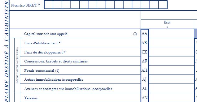 FISCALE REMPLISSABLE LIASSE TÉLÉCHARGER 2014