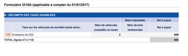 taxe sur le vehicule de societes sur 3310a.png