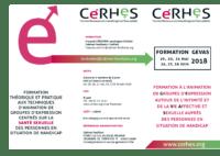 Formation GEVAS 2018 Formulaire