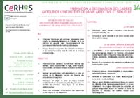 formation CeRHeS 2019 à destination des cadres