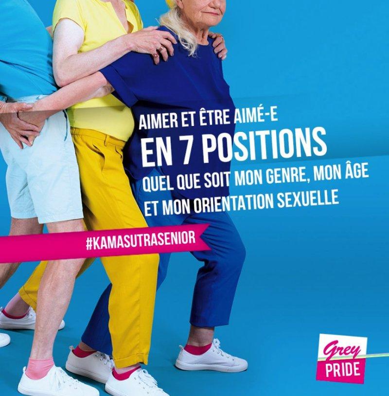"""Sexualité des """"séniors"""""""