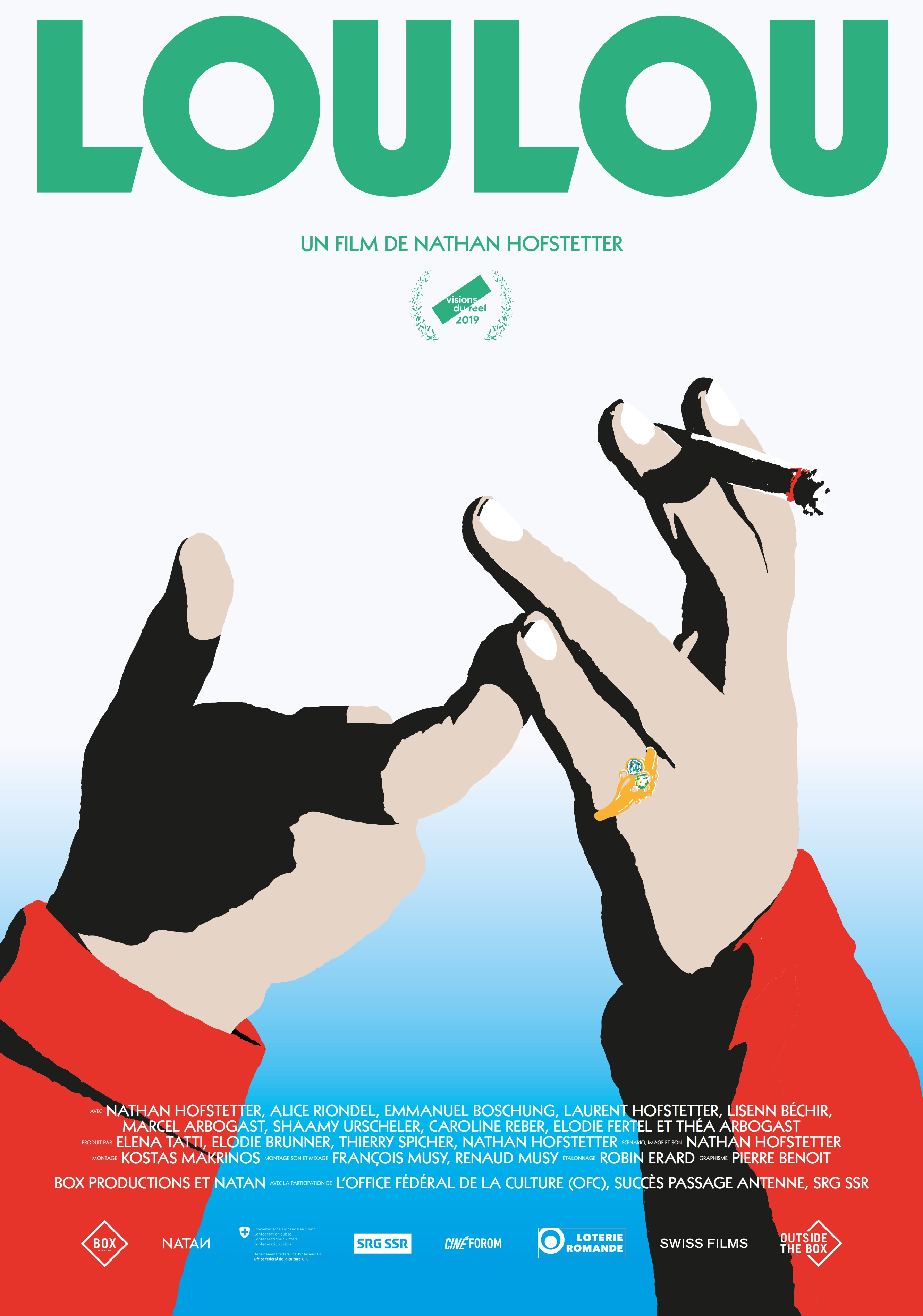 Loulou, film documentaire suisse/témoignage de  Nathan Hofstetter