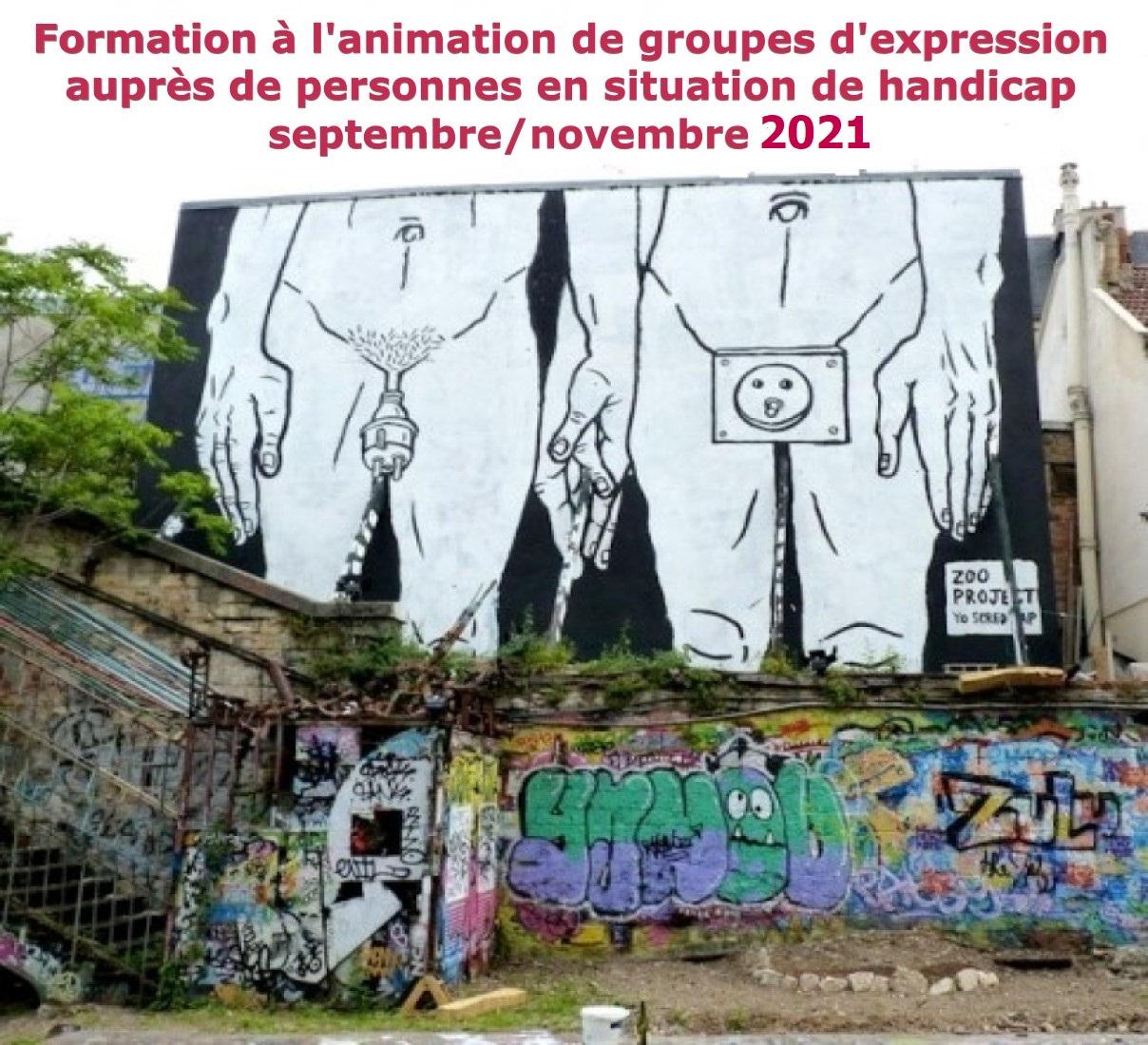 GEVAS 2021 : Formation à l'animation de groupes d'expression en santé sexuelle