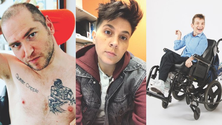 #DisabledAreHot : Témoignages de 3 militant·e·s queer en situation de handicap