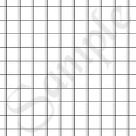 White tiles s