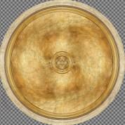 Ceiling rosette 5 s