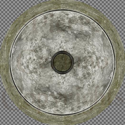 Ceiling rosette 6 s