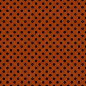 Woven black on orange s