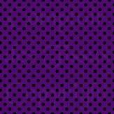 Woven black on purple s