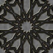 Alhambra Ceiling Sala del Mexuar 3 s