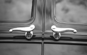 Hearst door handles