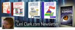 February Newsletter: Information and news about Ceri Clark and her books