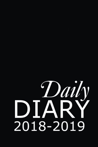 Daily Diary 2018-2019: 365 Day Academic Year Tabbed Journal September – August (Clark Diaries & Journals)
