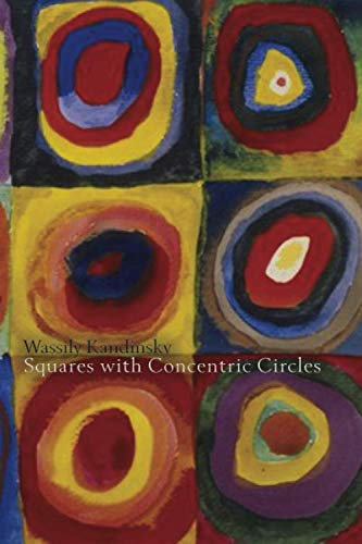 Wassily Kandinsky Squares with Concentric Circles: Disguised Password Journal, Phone and Address Book for Your Contacts and Websites (Quill Contacts & Password Books)