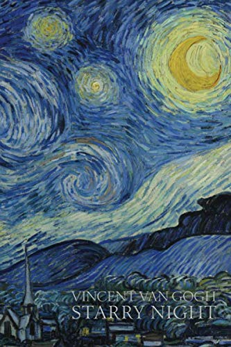 Vincent Van Gogh Starry Night: Disguised Password Journal, Phone and Address Book for Your Contacts and Websites (Quill Contacts & Password Books)