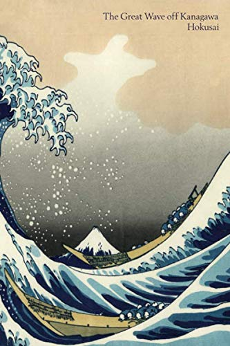 The Great Wave off Kanagawa Hokusai: Disguised Password Journal, Phone and Address Book for Your Contacts and Websites (Quill Contacts & Password Books)