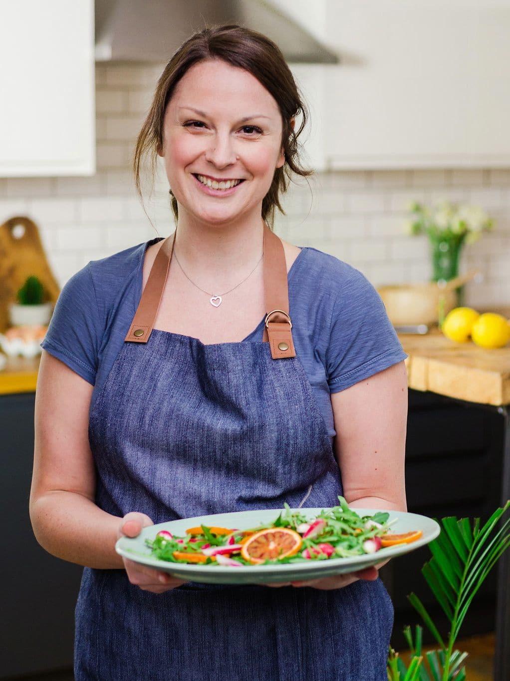 Ceri Jones | Natural Kitchen Adventures