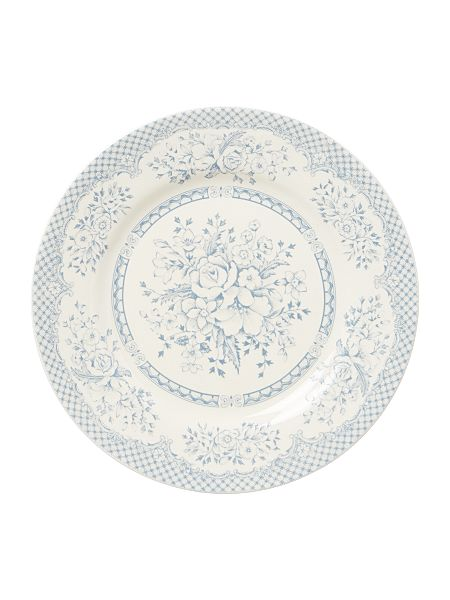 assiette shabby chic