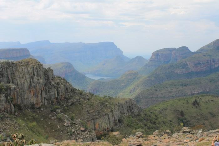 La vallée de la Blyde River
