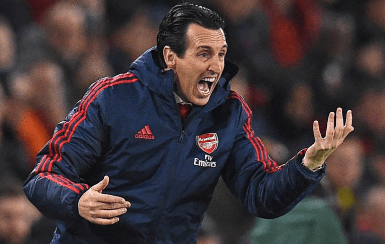 Unai Emery: Arsenal Tak Pantas Kalah dari Sheffield United
