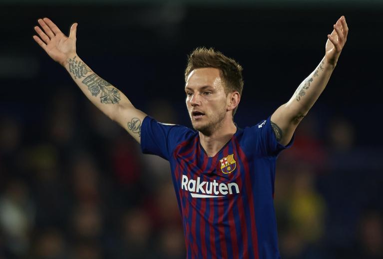 Tindakan Barcelona dianggap Professional Tentang Ivan Rakitic