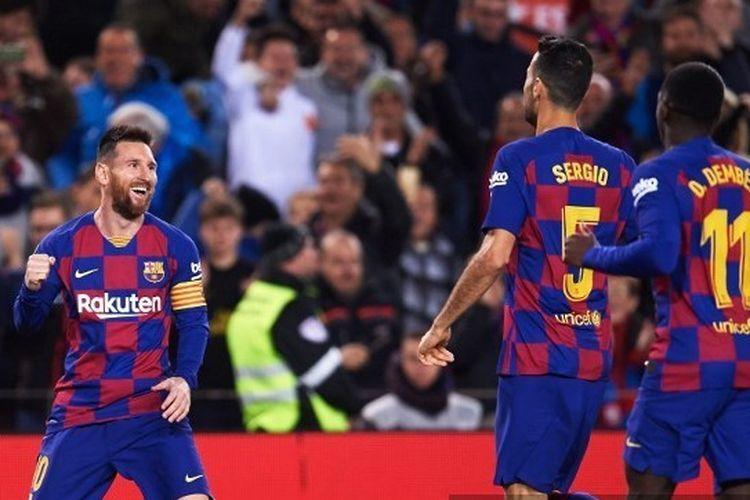 Hasil Pertandingan Barcelona vs Celta Vigo: 4-1