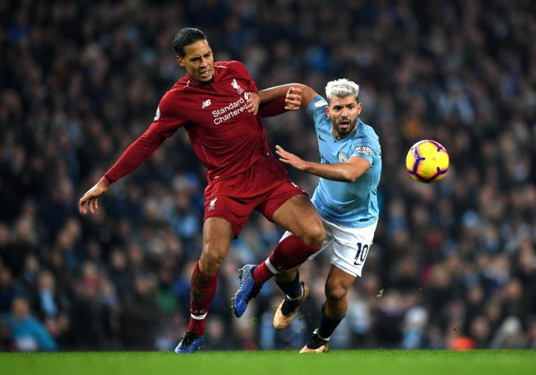 Liverpool vs Man City: Pertandingan yang sangat Sengit