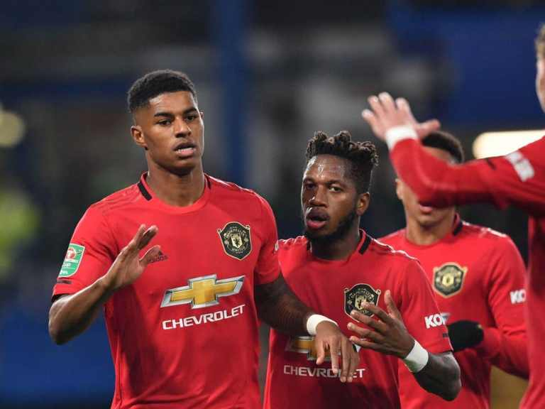 Hasil Liga Europa: Manchester United Berjaya, 2 Wakil Italia Merana