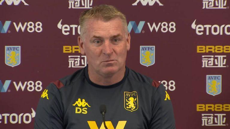 Aston Villa manager Mendapatkan Kontrak baru Sampai 2023