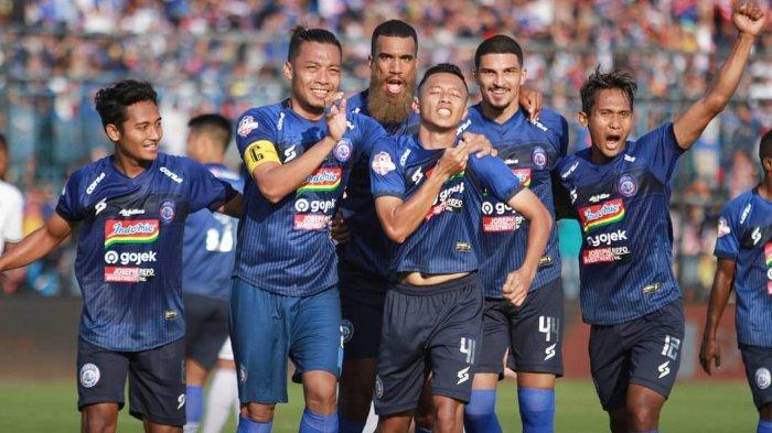 Jelang Lawan Madura United, Arema FC dalam Kondisi Prima